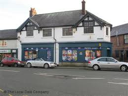 Martins Newsagents, Knutsford, Cheshire