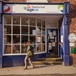AGE UK Cheshire East, Knutsford shop