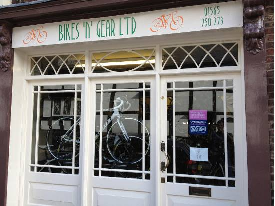 Bikes n Gear Bicycle Shop