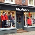 Rohan Outdoor Clothes Shop