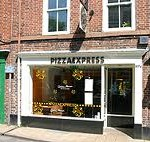 Pizza Express Knutsford