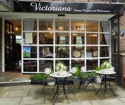 Victoriana Vintage Tea Room