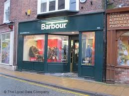Barbour Partner Store