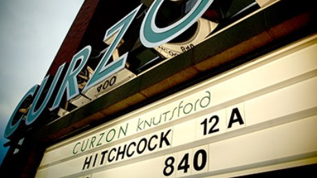 Curzon cinema Knutsford