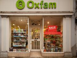 Oxfam Bookshop
