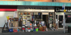 Vikings DIY shop