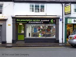 The Prescription Service