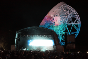 Bluedot, Festival, Knutsford, Cheshire, Jodrell Bank