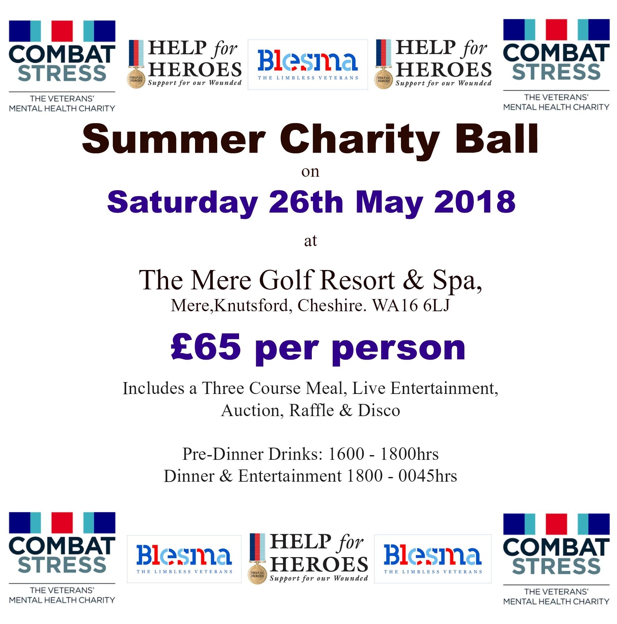 Summer Charity Ball