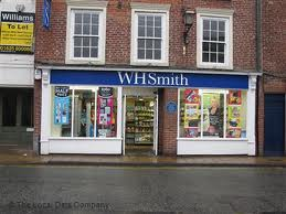 WH Smiths Knutsford