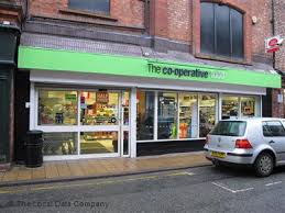 Cooperative Supermarket in Knutsford