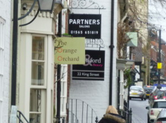 partners salons hairdressing