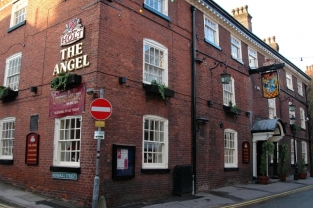 the angel hotel and pub knutsford