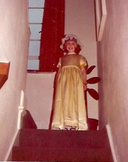 Knutsford Royal May Day, circa 1978, Goldilocks