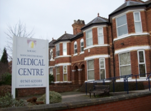 Manchester Road Medical Centre, Knutsford