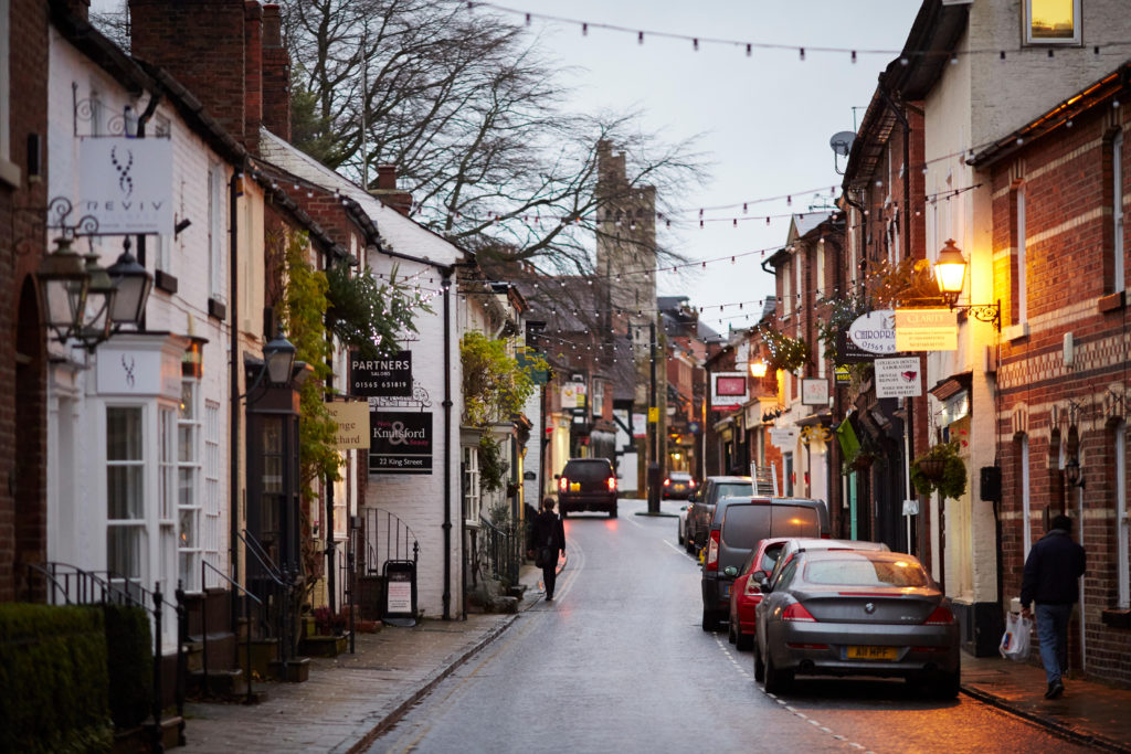 Businesses, Jobs, Property and Events in Knutsford