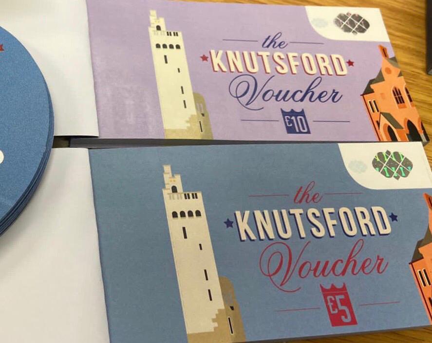 Knutsford Voucher