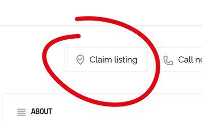 Claim a Knutsford Hub Listing
